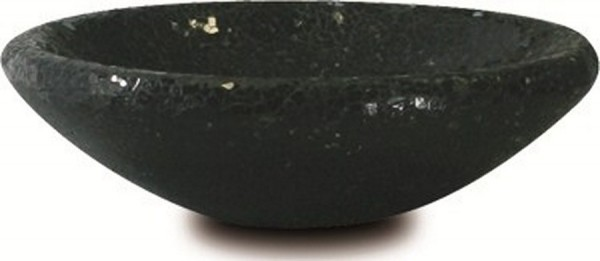 One Bowl black Schale