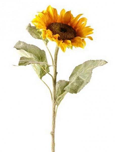 Sonnenblume 80 cm | Kunstpflanze Sunflower