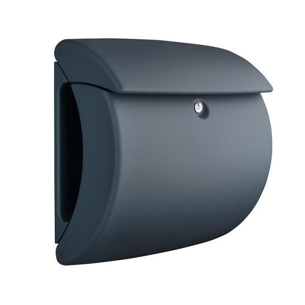 Pearl BURG-WÄCHTER | Kunststoff-Briefkasten in Mattlack