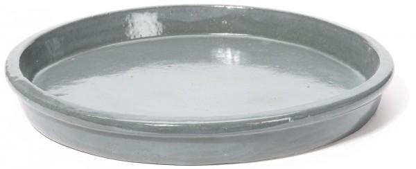 Untersetzer rund |  Lichtgrau Keramik