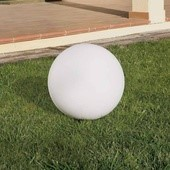Shining Globe - Außenleuchte in Form einer Kugel