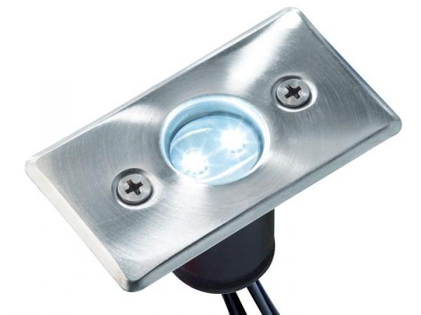 Axis LED Einbauleuchte weiss