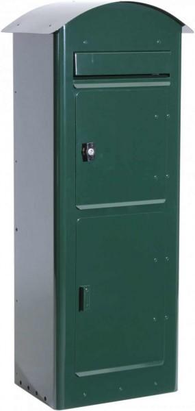 Stand-Paket-Briefkasten - Safe Post 80 green
