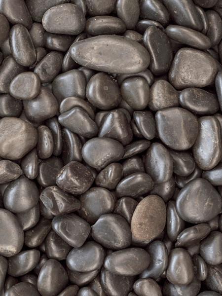 Black pearl schwarz | Pearl Stone 25 kg