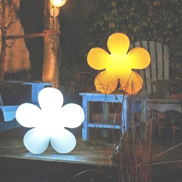 Shining Flower 60 cm | Blume Außenleuchte
