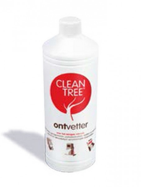 Entfetter 1 ltr. Flasche | CLEANTREE