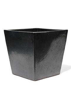 Vaso Quadro - Graphit Keramikkübel
