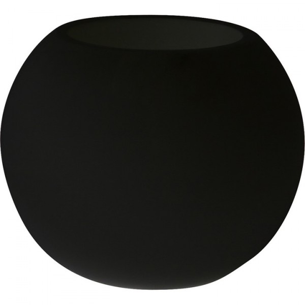 Premium Globe Pflanzkugel schwarz