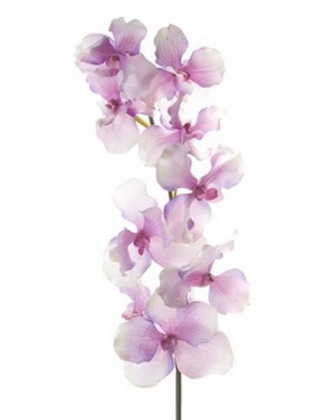 Vanda Zweig pink 100 cm | Orchideen Kunstpflanze