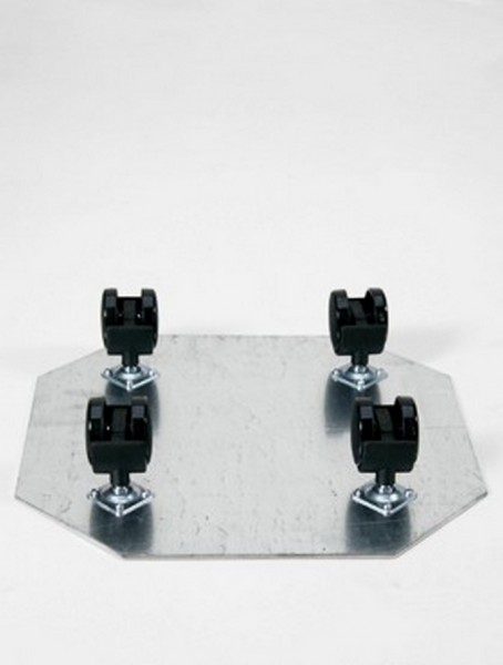 Rollengestell aus Metall | Schwenkollen 50 mm
