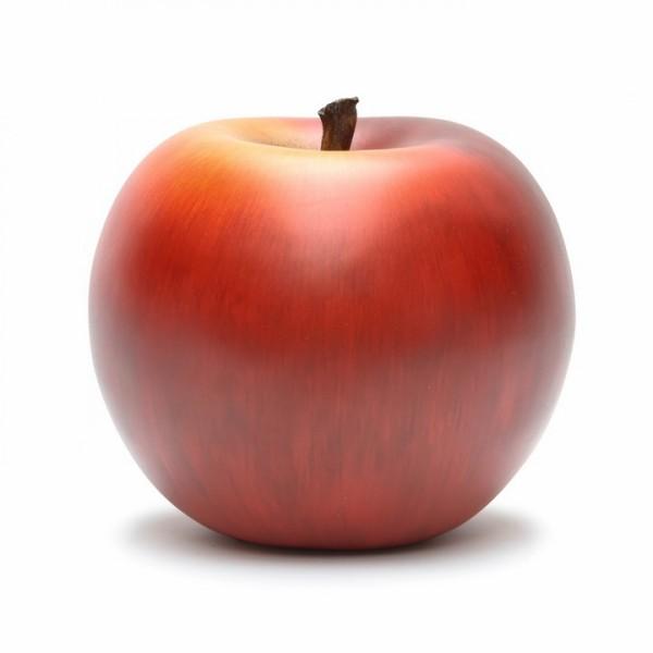 Keramik Apfel rot | Cores da Terra