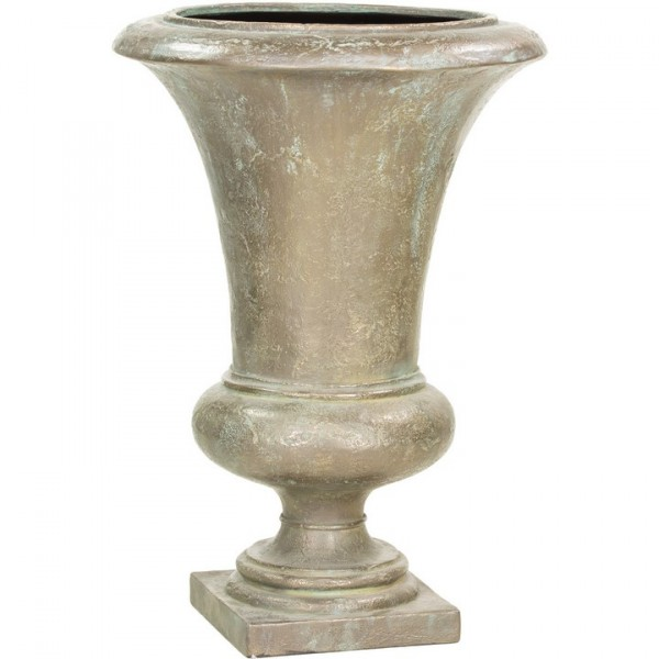 Amphora Pflanzvase im Antik-Look