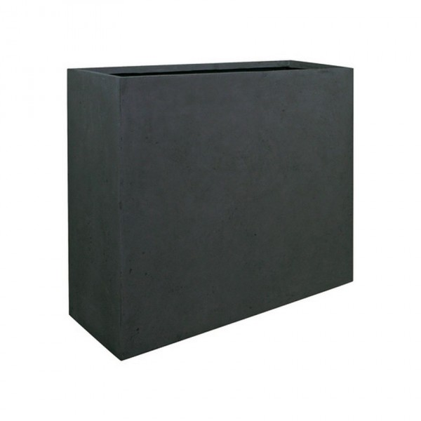Divide-anthracite-Polystone-Pflanztrog