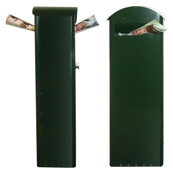 Sicherheitsbriefkasten - Safe Post 70-5 racinggreen