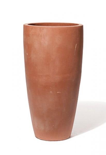 Vaso-Alto-TerraDura-Impruneta-Line-Terracotta-Pflanzkübel