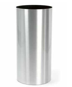 Parel Aluminium Pflanzsäule - Gebürstet