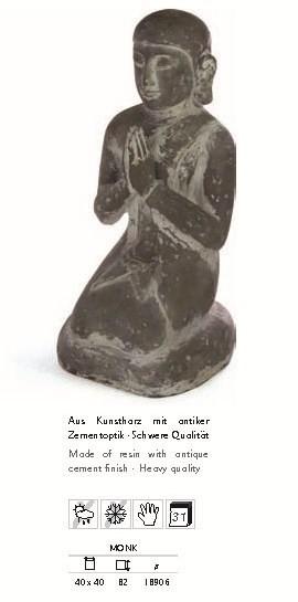 Monk | Dekofigur