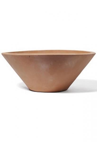 Schale-Sixties-TerraDura-Impruneta-Line-Terracotta-Pflanzschale