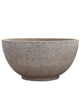 Concret Keramik Schale - grau