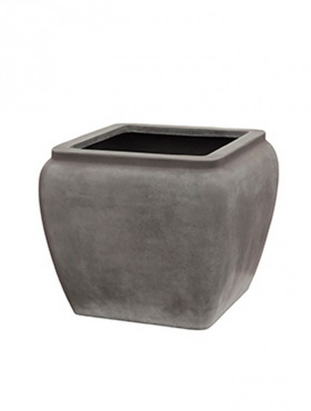 Grey Welsh Square 41 cm | Alegria Water Jar Pflanzkübel XXL
