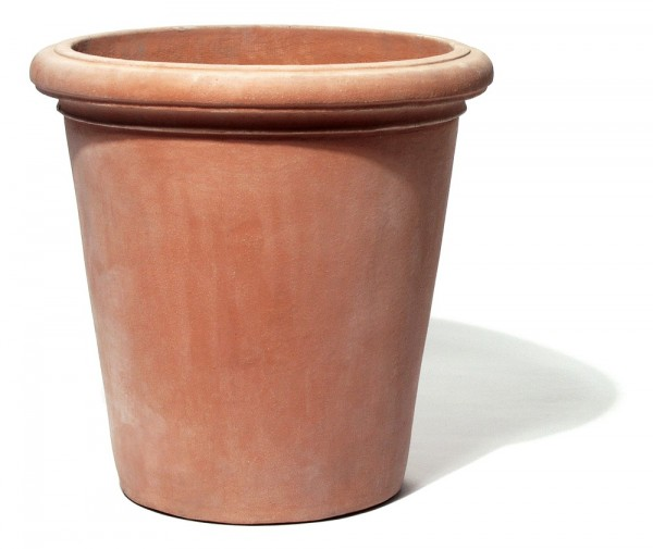Vaso Camelia | TerraDura Terracotta Pflanzkübel