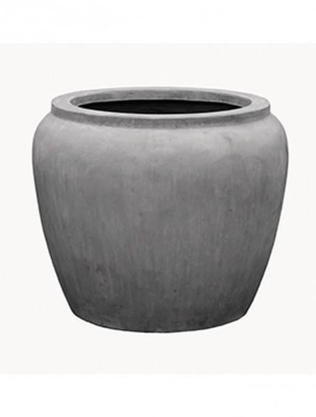 Grey Welsh Round 41 cm  | Alegria Water Jar Pflanzkübel XXL