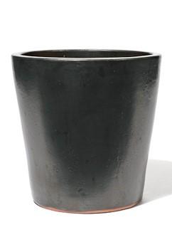 Vaso - Graphit Keramikkübel