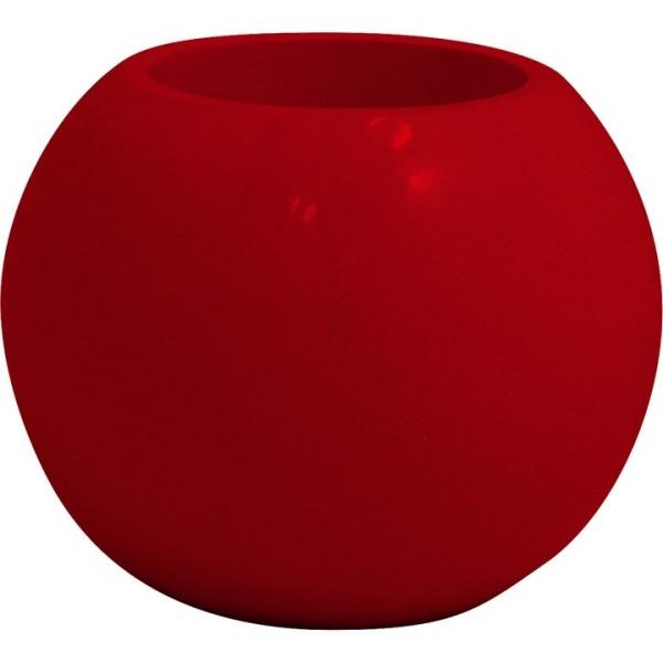 Premium Globe Pflanzkugel rubinrot 40 cm
