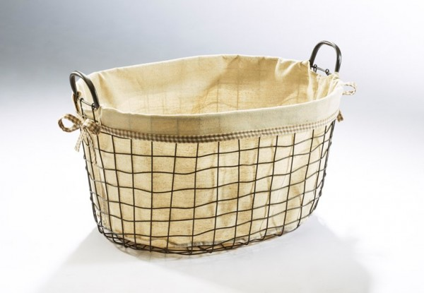 Dekokorb-Selma-oval-aus-Metalldraht-mit-Textil-bespannt