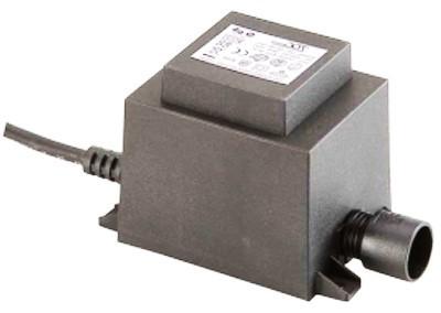 Gardenlights - 12V Transformator 60W