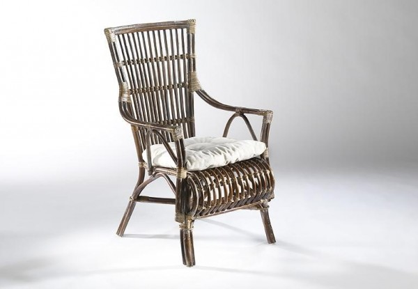Balagi Quebec Stuhl - Rattan Antique