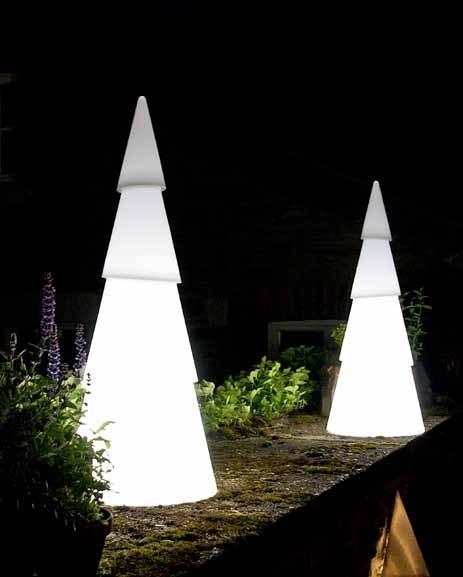 Shining Tree 3D | Weihnachtsbaum Außenleuchte