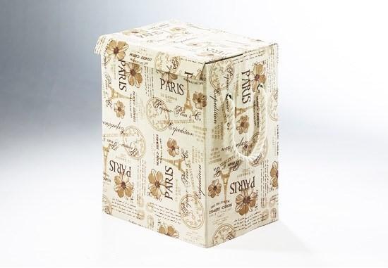 Wäschebehälter-paris-mon-amour-Schachtel-Box-Nostalgielook