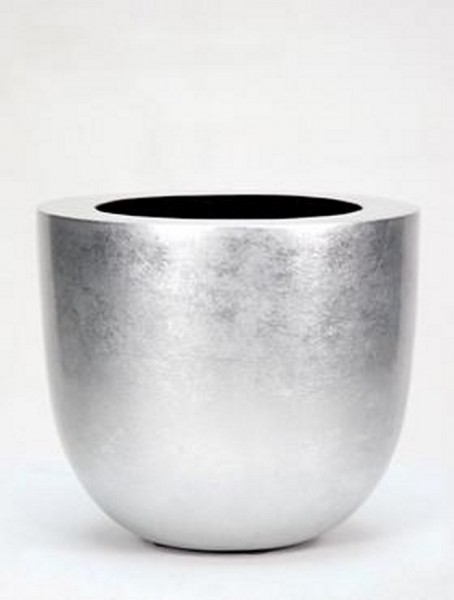Silverleaf Blattsilber.| Pflanzkübel