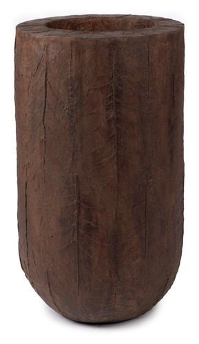 Tabo-Craft-Tabakblätter-Pflanzvase