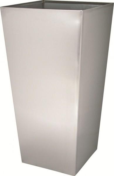 Konus Premium 80 cm | Edelstahl-Pflanzkübel | Palmenmarkt