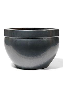 Kyros | Graphit Keramikkübel