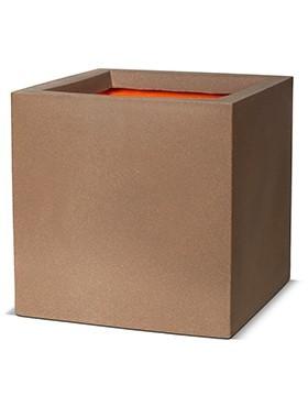 Cube Pflanzkübel | Capi Touch Karamel