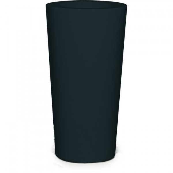 Premium Konus Pflanzvase anthrazit 91 cm