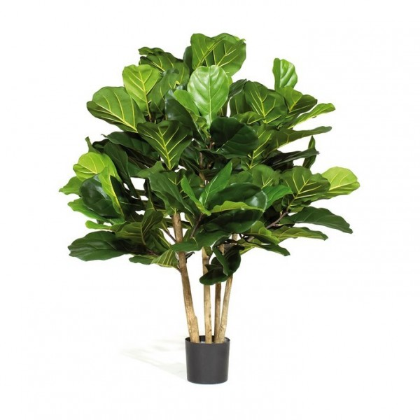 Kunstpflanze Lyrata Extra 90 cm