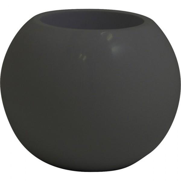 Premium Globe Pflanzkugel quarzgrau 40 cm