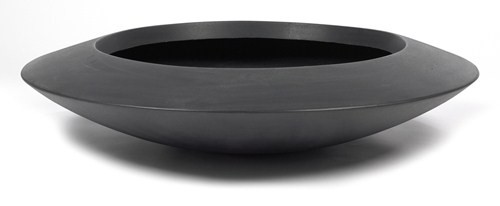 poly saucer ufo xxl polyester pflanzschale palmenmarkt. Black Bedroom Furniture Sets. Home Design Ideas