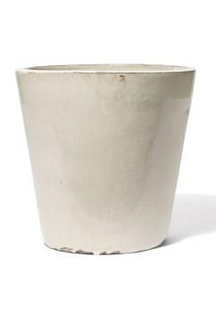 Vaso Creme - Keramikkübel