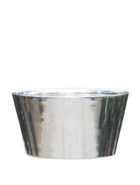 Aluminium Tub l Poliert