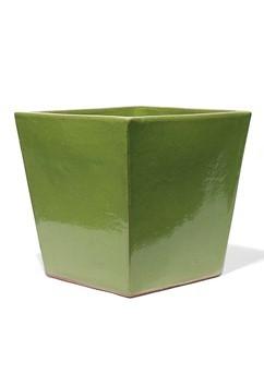 Vaso Quadro Pistazie - Keramikkübel