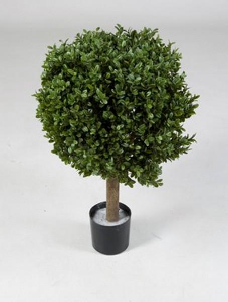 Buxuskugel | Buchsbaum Kunstpflanze im Topf