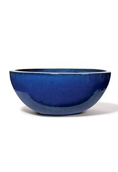 Schale Emisfera | Königsblau Keramik