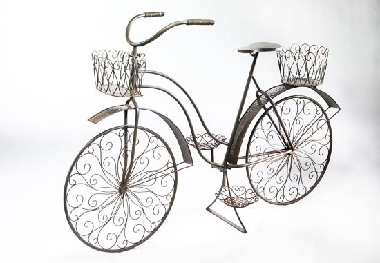 Henrietta-Metall-Deko-nostalgie-Fahrrad-für-Pflanzen