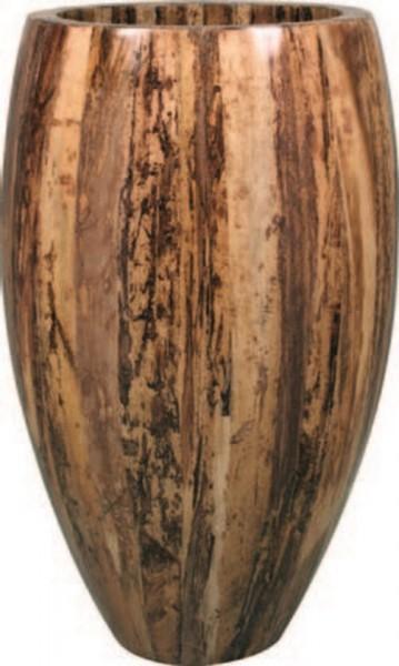 Banana-leaf-Fiberglas-Pflanzvase