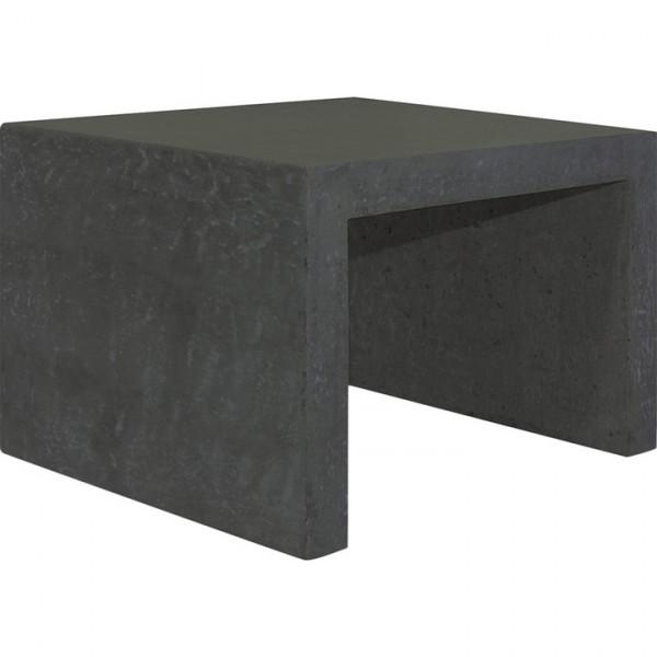 Division Konsole - Dekobank anthrazit 60 cm
